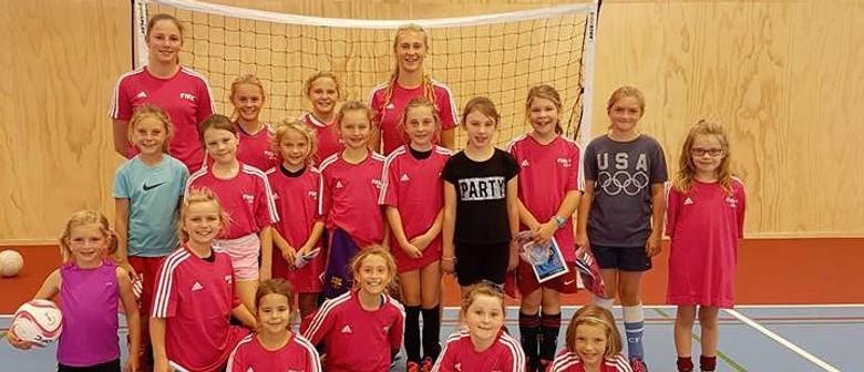 Girls Only Futsal Skill Centre