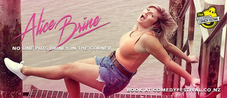 Alice Brine: No One Puts Briney In the Corner