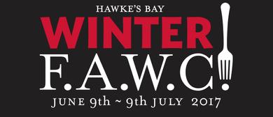 F.A.W.C! Winter F.A.W.C! Forsyth Barr Opening Gala