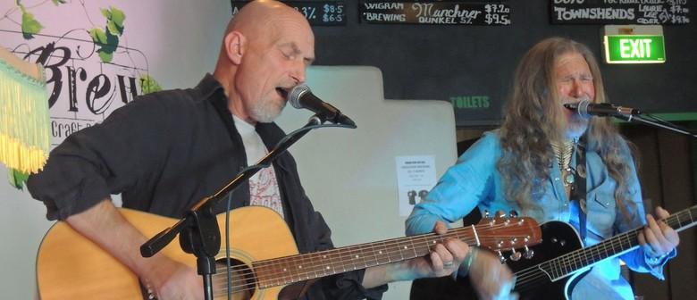 Gary Harvey Duo