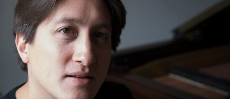 NZSO Presents: Pianomania with Freddy Kempf