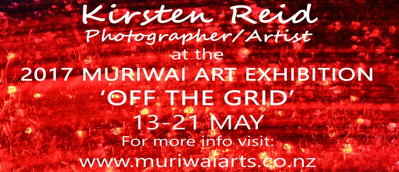 Kirsten Reid – Muriwai Arts Exhibition 2017