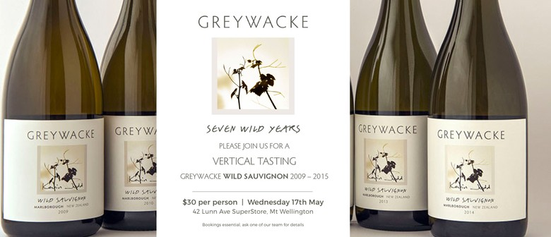 Greywacke Tasting With Winemaker Kevin Judd