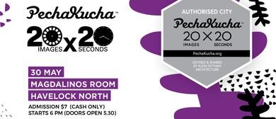 Pecha Kucha No. 21