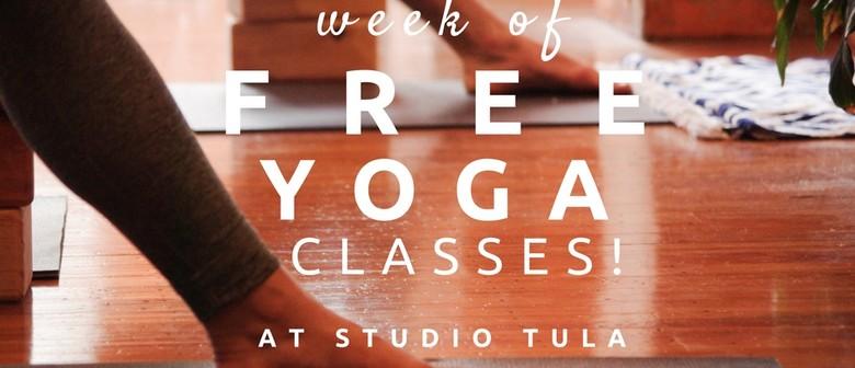 Week of Yoga