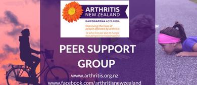 Arthritis NZ Timaru Peer Support Group