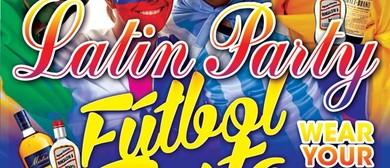 Latin Party- Fútbol Fiesta