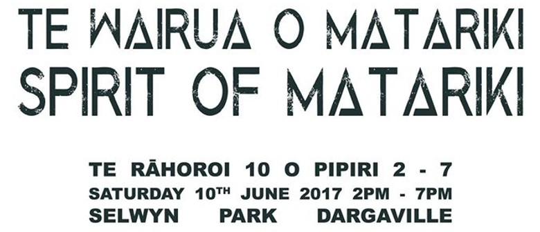 Te Wairua O Matariki - Spirit of Matariki