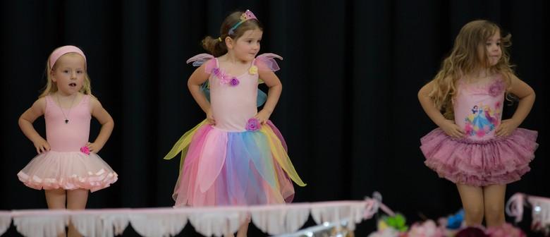 Ballerinaschool Recital