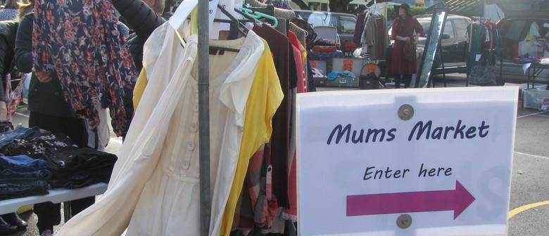 Pop Up Mums Market