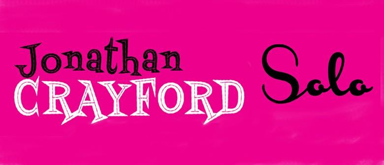 Jonathan Crayford Solo Piano Concert