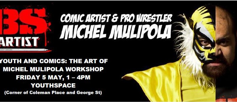 Youth and Comics: The Art of Michel Mulipola Workshop