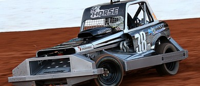Super Stocks, Stock Car Gold Cup & Bay Sprintcar Champs
