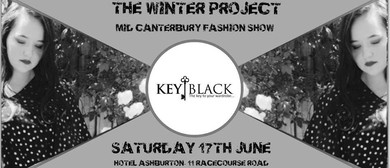 The Winter Project - Mid Canterbury Fashion Show