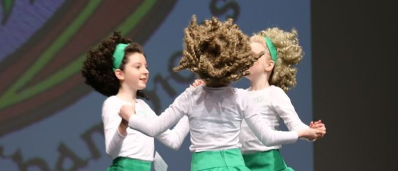 Irish Dancing - Have a Go Day