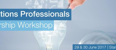 Operations Professionals Leadership Workshop