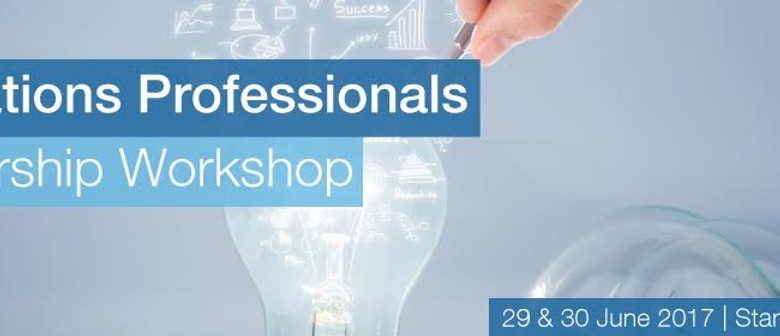 Operations Professionals Leadership Workshop