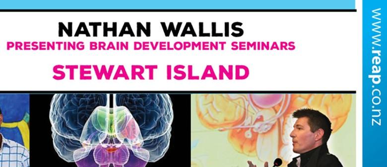 Nathan Wallis - 3-7 Years Brain Development