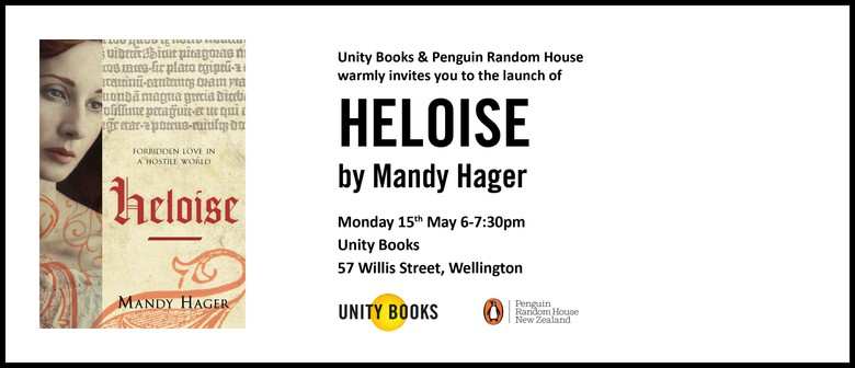 Launch - Heloise by Mandy Hager