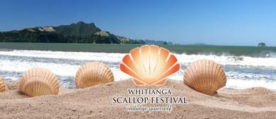 Whitianga Scallop Festival