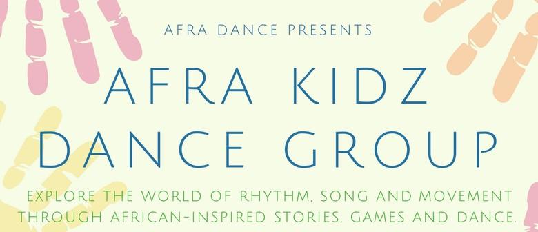 AFRAkidz Dance Group