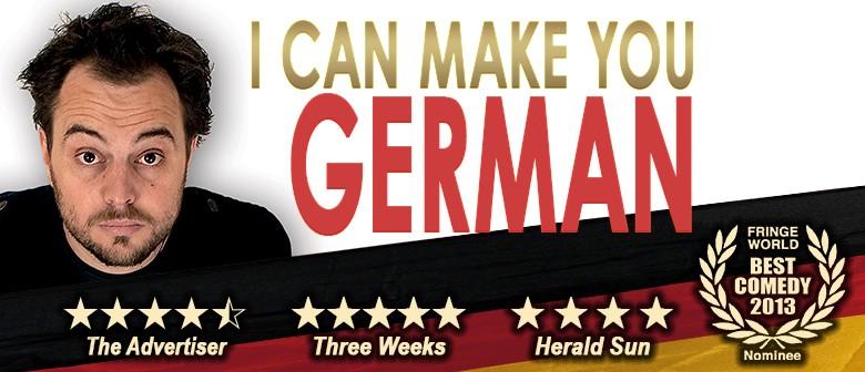 Paco Erhard: 5-step Guide to Being German