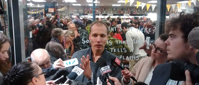 Nicky Hager: Hit and Run Update
