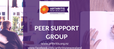 Arthritis NZ Oamaru Peer Support Group