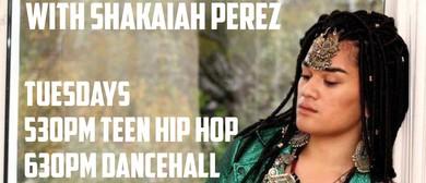 Dancehall Open Class With Shakaiah Perez