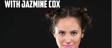 Locking and Popping Open Class With Jazmine Cox