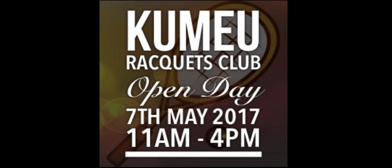 Kumeu Racquets Club Open Day
