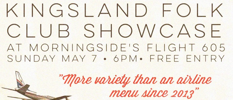 Kingsland Folk Club Showcase
