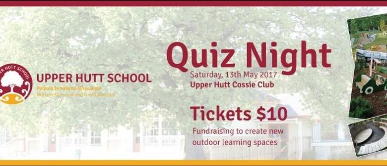 Upper Hutt School Quiz Night