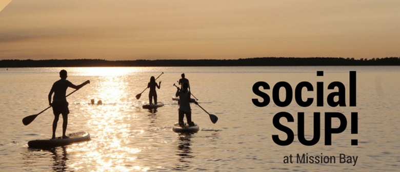 Social SUP (Stand-Up Paddle) For Singles