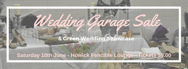 Wedding Garage Sale.Recycled Weddings Garage Sale Green Wedding Showcase Auckland