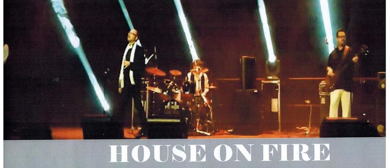 House On Fire - Classic Rock Covers