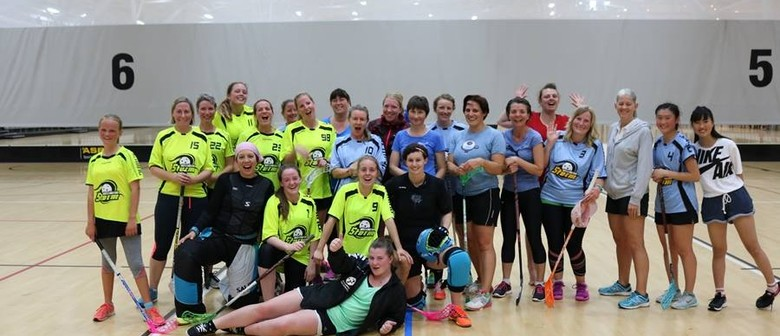 Floorball Womens Social Tournament