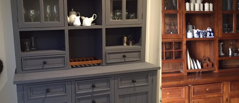 Indroductory Workshops - Newtons Chalk Finish Paint