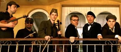 Wellington Jazz Festival: The Troubles Live Album Release