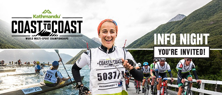 Kathmandu Coast to Coast Info Night