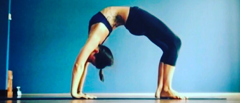 The Yoga Lounge Workshop Series - Backbends