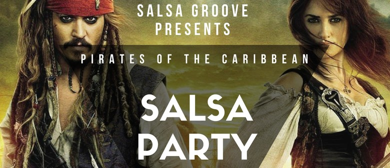 Pirates of The Caribbean Salsa Party