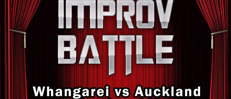 Improv Battle: Whangarei vs Auckland