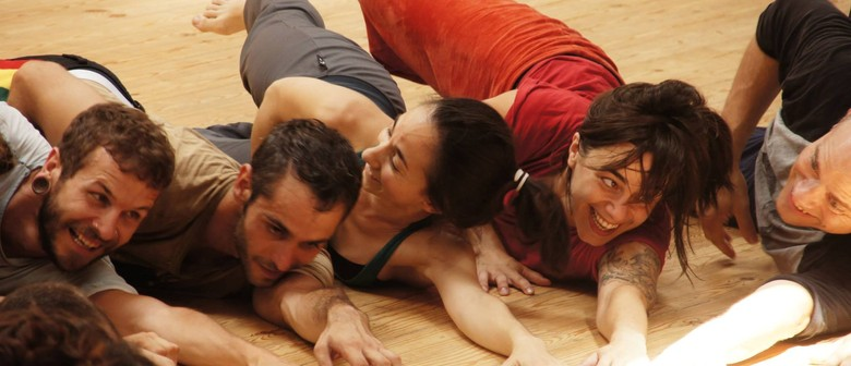 New Zealand Contact Improvisation Retreat
