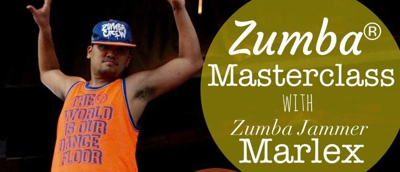 Zumba Masterclass with ZJ Marlex Pagalunan