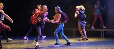 Ngahuru : A Bite of Hip Hop ( 10 - 13 yrs)