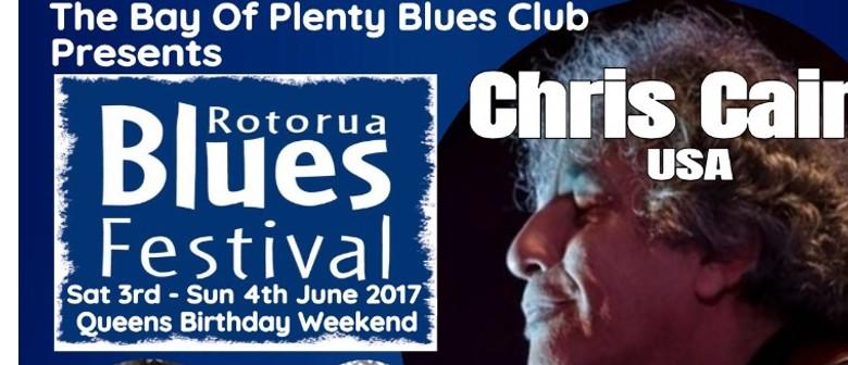 BOP Blues Festival