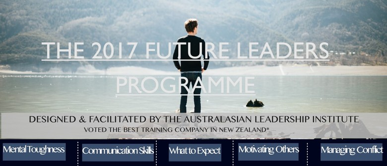 The 2017 Future Leaders Programme