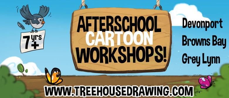 Afterschool Cartoon Workshop