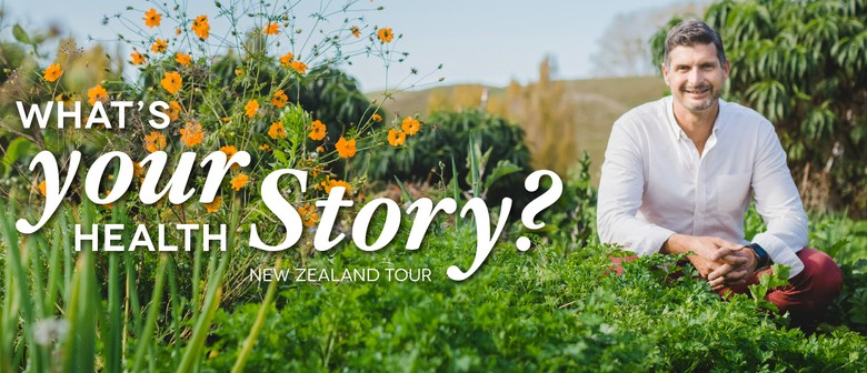 Napier - What's Your Health Story?